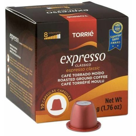TORRIE EXPRESSO - COMPATIBLE WITH NESPRESSO MACHINES