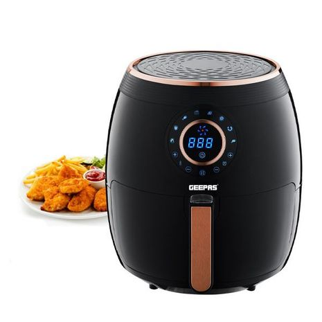 GEEPAS - DIGITAL AIR FRYER 5.5 LTR - GAF37504UK