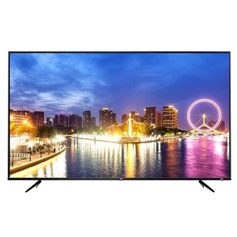 "TCL 65 "" 4K SMART ANDROAID LED TV"