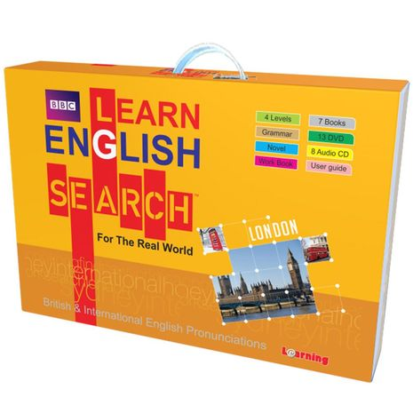 Learn English Search For The Real World - BBC