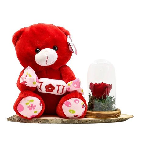 Bear with long life Flower