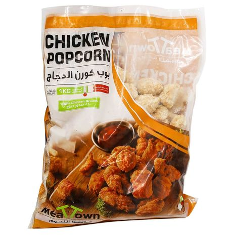 Chicken Popcorn Regular Bag