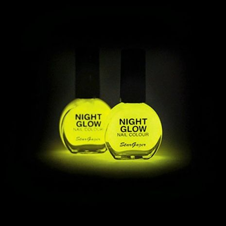 Night Glow Nail Polish