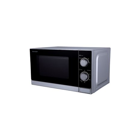 Sharp solo microwave 20 ltr 800 w - r-20ct(s)