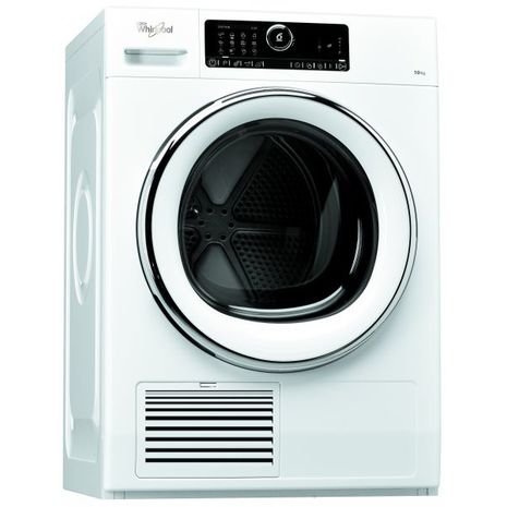 WHIRLPOOL WASHER 10KG SILVER FRONT LOAD ITL - FSCR10422